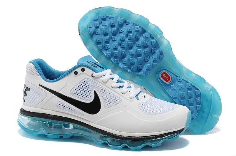 basket air max bleu homme