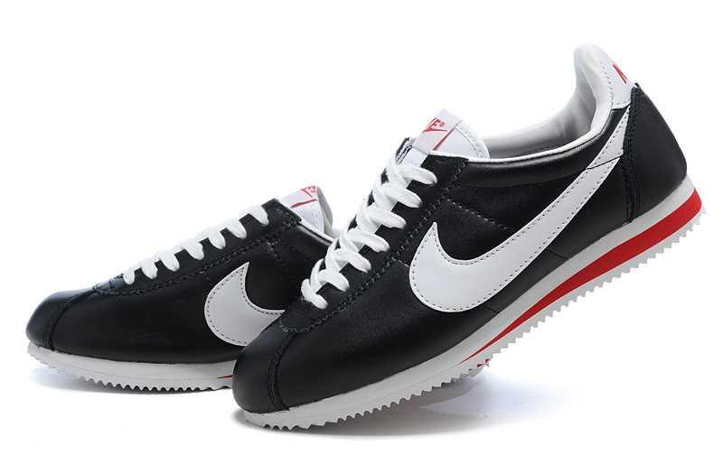 Nike Cortez Nylon grise Homme