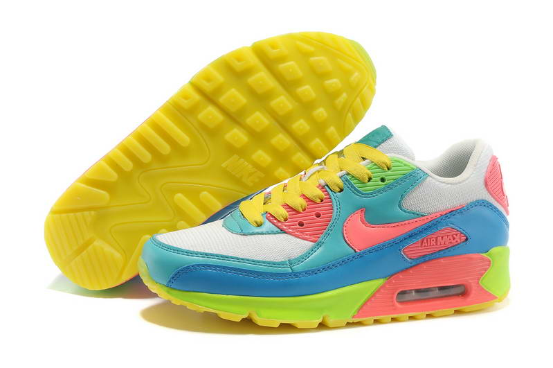 Nike Air Max Rose Et Orange