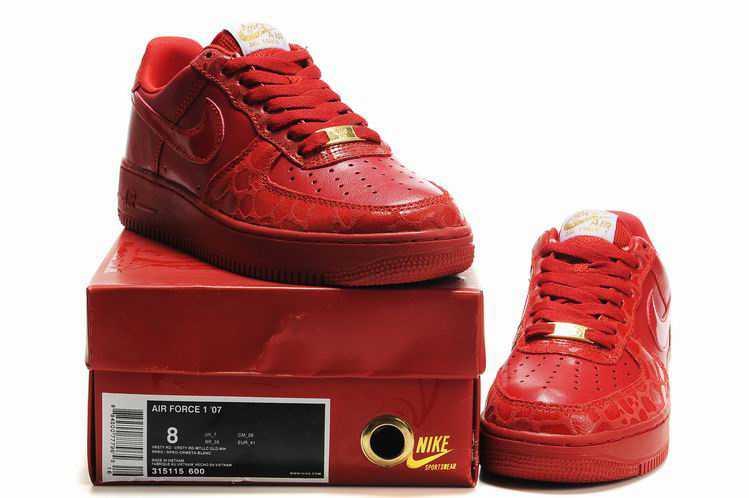 nouveau produit 2985c 441f7 chaussure air force one rouge,Nike Homme Pas Cher Chaussures ...
