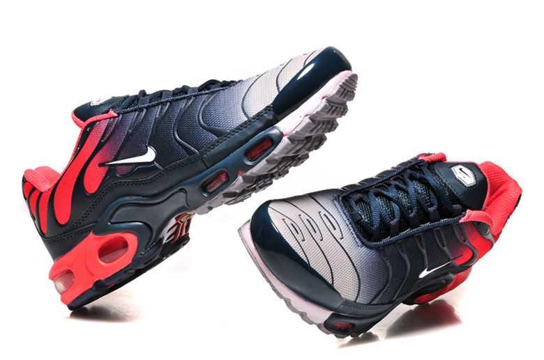 Conception innovante 5418b 62f10 Nike Tn Requin Cuir Noir