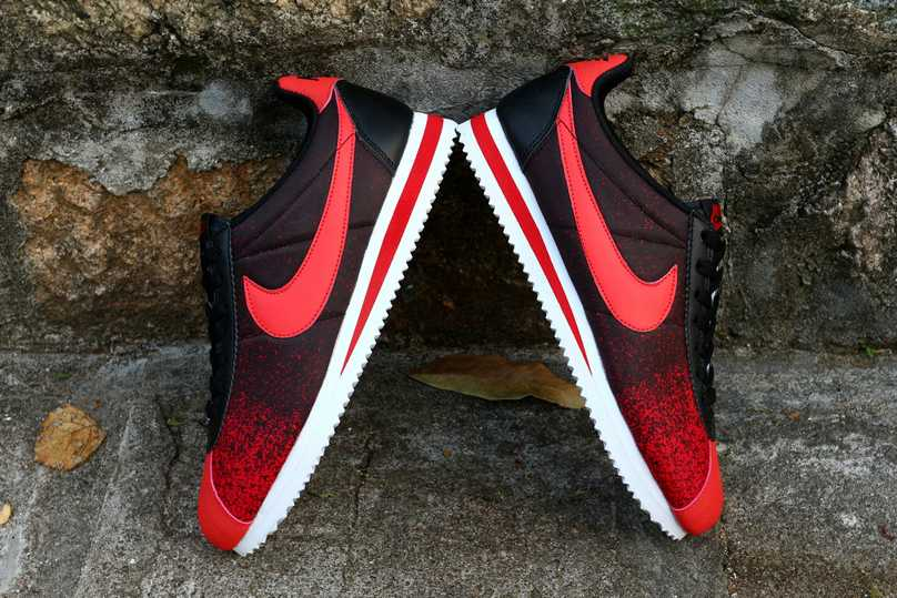 Nike Cortez Rouge Orange