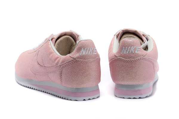 nike id cortez chaussures femme basket nike cortez 2013 weave pink. Black Bedroom Furniture Sets. Home Design Ideas